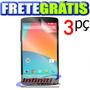 Pelicula Premium Lg Nexus 5 D821 D820 Fosca Ou Transparente