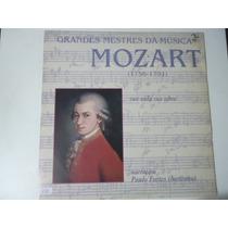 Disco Vinil Lp Grandes Mestres Da Musica 3 Mozart Lindoooo##