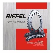 Kit Transmissão / Relação Xlr 125 Premium Riffel
