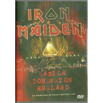 Iron Maiden - Castle Donington England - Dvd - 1992