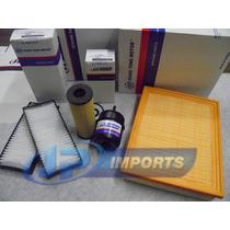 Kit De Filtros Ssangyong Actyon Suv 2.3 Gasolina