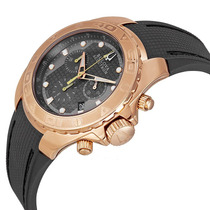 Bulova Accutron Accu Swiss 18k Gold Swiss Made De $6.900 Por