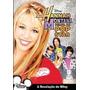 Dvd Hannah Montana Perfil De Pop Star (semi Novo)