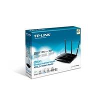Modem + Roteador Tp Link Wifi Dual Band N600 Td-w8980