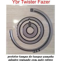Protetor Tampa De Tanque Yamaha Ybr Twister Fazer