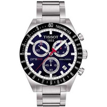 Relógio Tissot Prs516 T044.417.21.041.00 Azul Frete Grátis.