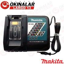 Carregador De Bateria Makita Até 18v