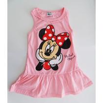 Vestido Rosa Da Minnie Loja Da Fefinha Importado Pra Entrega