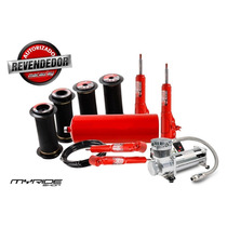Kit Suspensão Ar 1/2mm Fiat 147 Com Compressor Myrideshop
