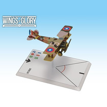 Spad S.vii (soubiran) Wings Of Glory Jogo 1a. Guerra