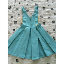 Vestido Azul Da Miss & Misses, Tamanho P