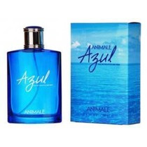 Animale Blue Masc.eau De Toilette 100 Ml