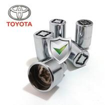 Kit Antifurto Para Rodas - Toyota Hilux | Sw4