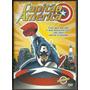 Capitão América - Desenho - Anos 60/70 - Dvd