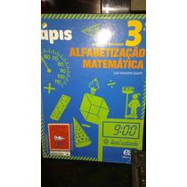Livro Coleção Apis Alfabetização Matemática 3o Ano