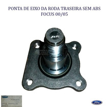 Focus 00/05 _ Ponta Eixo Roda Traseira Sem Abs 1m5w4a493ba