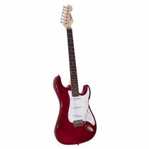 Guitarra Shelter Strato California Standart Calstd15 Vinho