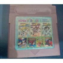 Super 56 Games Em 1 Cartucho Para Gbc Compativel Com Gba!
