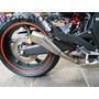 Ponteira Wr Gp S/ Abafador Moto Hornet 08/13 Cbr 600 12...