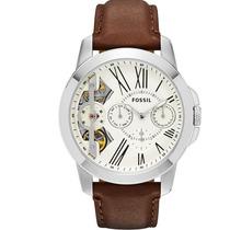 Relógio Fossil Automático Masculino Me1144/0bn