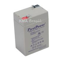 Bateria Selada 6v 4ah First 2 Anos - Fp640 - Brinquedos