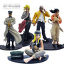 Kit 5 Figures Full Metal Alchemist 11 Cm Anime Manga Fma