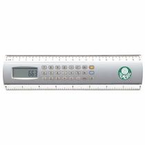 Régua Calculadora 20cm Palmeiras