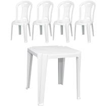 Conjunto Demesae Cadeiras Deplásticoexclusiva Tramontina