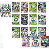 Kit The Sims 3+todas Suas Expansões+brinde!!aproveitem!!