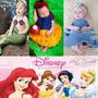 Newborn Princesas Disney Cinderela Branca De Neve Ariel Bela