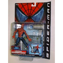 Homem Aranha - Spider-man - Leaping Spiderman Figure Toy Biz