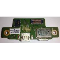 Placa Jack Carga Tablet Xoom2 Mz615 Mz616 Mz617