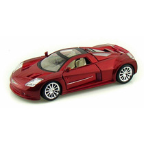 Miniatura Chrysler Me Four Twelve Concept 2005 1:24 Maisto