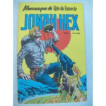 Almanaque De Reis Do Faroeste 1977: Jonah Hex - Ebal