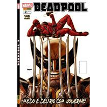 Deadpool Nº 2 - Panini (lacrado)
