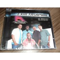 Cd Exalta Samba Série Novo Millennium Produto Lacrado