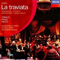 Cd Verdi:-tebaldi La Traviata