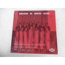 Sucessos Da Música Sacra - The Golden Trio Lp Vinil Gospel