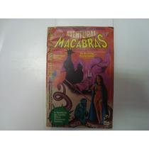 Gibi - Aventuras Macabras - Nº 15 Ano Ii