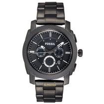 Relógio Cronógrafo Fossil Black Ffs4552z