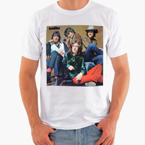 Camiseta Rock - Traffic, Steve Winwood, Jefferson Airplane