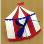 Convite Tenda De Circo Personalizado - 10 Unid.