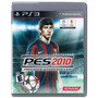 Playstation 3 - Pes 10 - Pes 2010 - Pro Evolution Soccer 10
