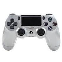 Controle Ps4 Playstation 4 - Silver - Prata - E-sedex