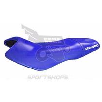 Capa De Banco Para Jet Ski Sea-doo Gs 1998 - Azul