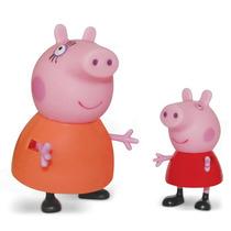 Peppa Pig E Sua Família - Mamãe Pig E Peppa - Estrela