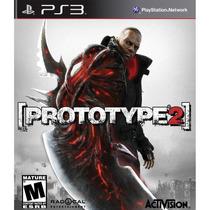 Prototype 2 Radnet Edition (limitada) - Jogo Playstation 3