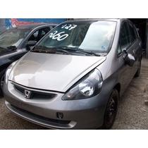 Peças Honda Fit 05 1.4 Automático - Sucata