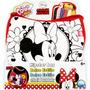 Bolsa Infantil Sling Colorir Hipster Minnie Mouse Menina