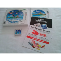 Pilotwings Resort Nintendo 3ds Original Americano Completo